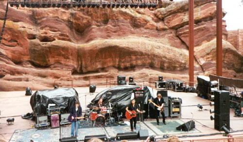 BoDeans - Live at Red Rocks